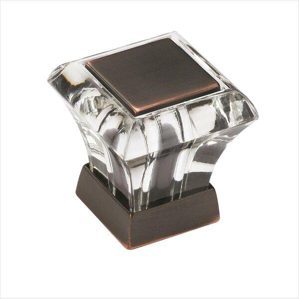 Abernathy Crystal Knob by Amerock