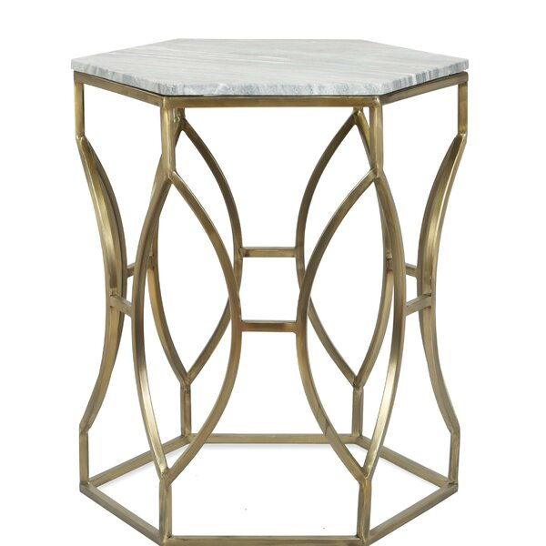 Cleavenger End Table by Everly Quinn Everly Quinn