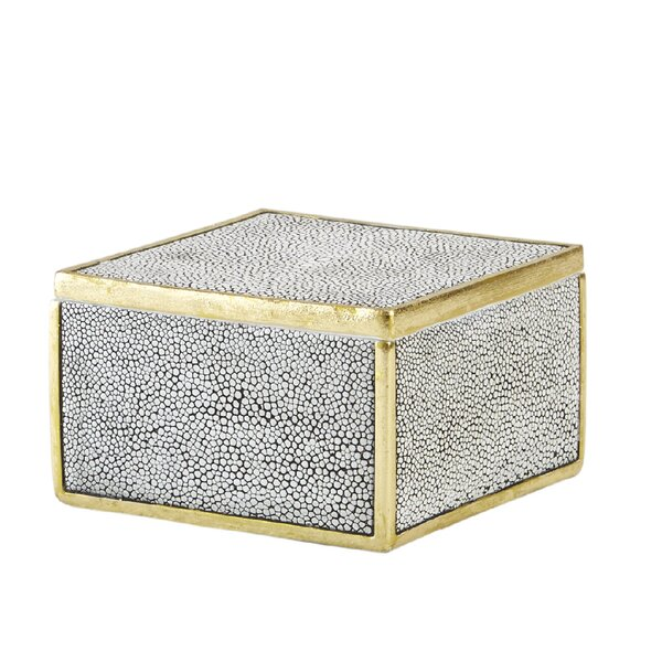Jolinda Resin Decorative Box by Mercer41