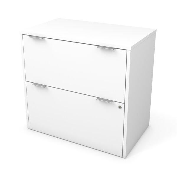 Prattsburgh 2 Drawer Lateral Filing Cabinet by Brayden Studio