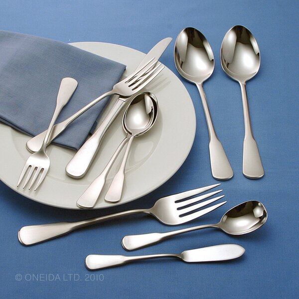 Colonial Boston 45 Piece Flatware Set by Oneida