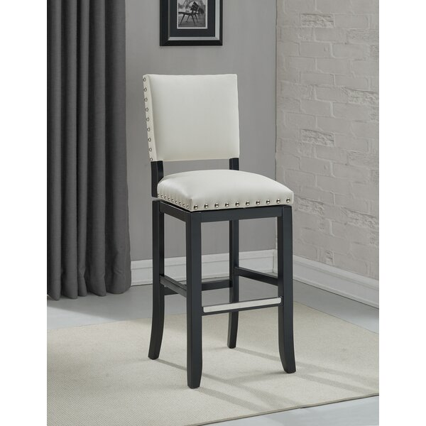 Bel Air 26 Swivel Bar Stool by Darby Home Co