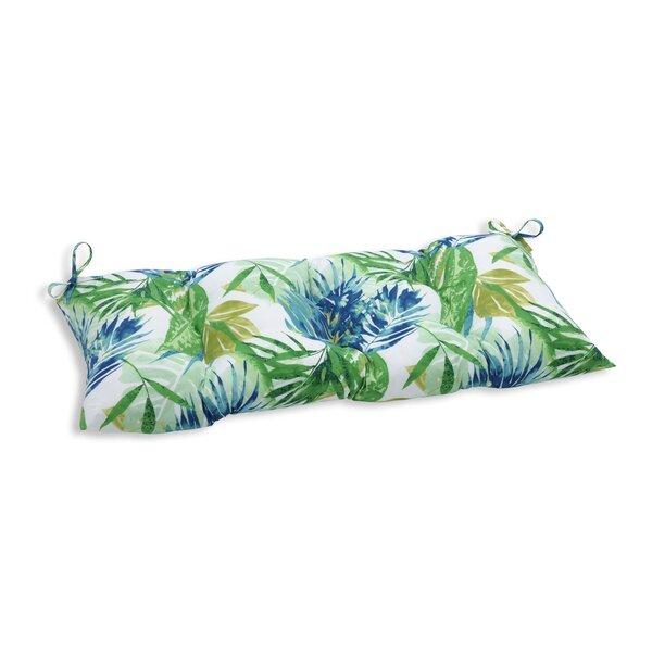 Earnhardt Indoor/Outdoor Love Seat Cushion