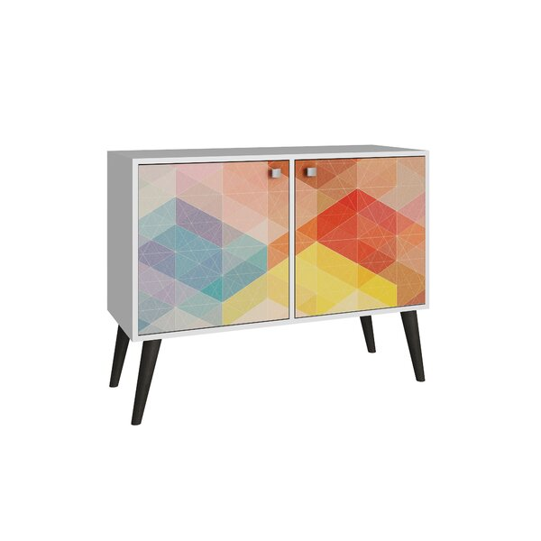 Shop For Duffy 2 Door Accent Cabinet by Mercury Row