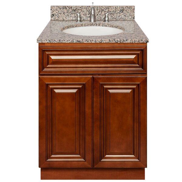 Hitton 24 Single Bathroom Vanity Set by Charlton Home