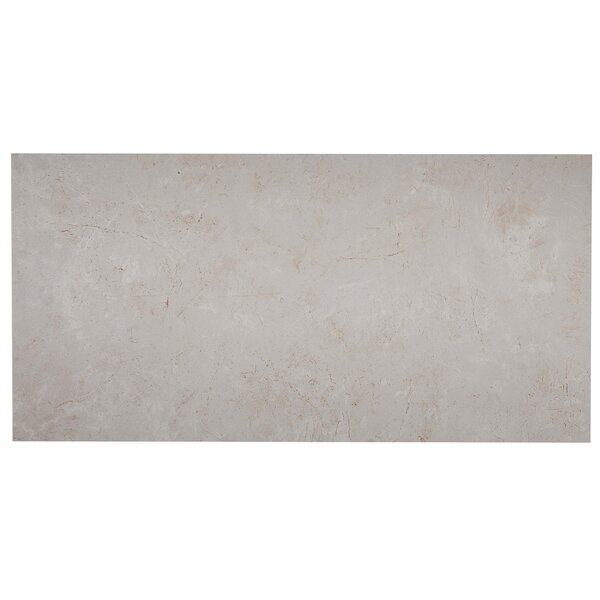 Florentine 12 x 24 Porcelain Field Tile in Argento by Daltile