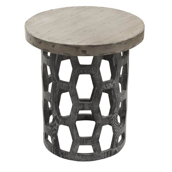Brimfield End Table by Wrought Studio