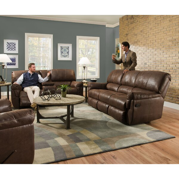 Bosquet Reclining Configurable Living Room Set by Loon Peak
