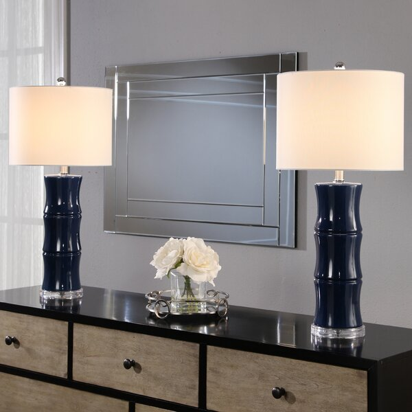 Stagner 30 Table Lamp (Set of 2) by Bay Isle Home