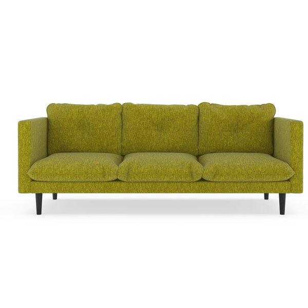 Rodman Pebble Weave Sofa by Brayden Studio