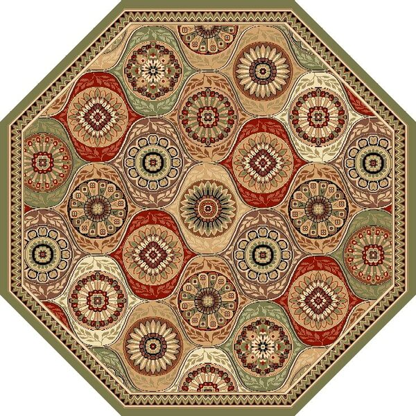 Bellville Beige Area Rug by Charlton Home