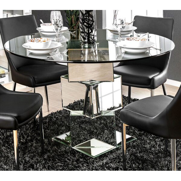 Seibel Dining Table by Orren Ellis