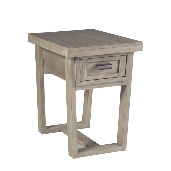 Graphite End Table by Panama Jack Home