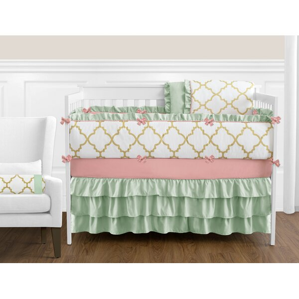 Ava 9 Piece Crib Bedding Set by Sweet Jojo Designs