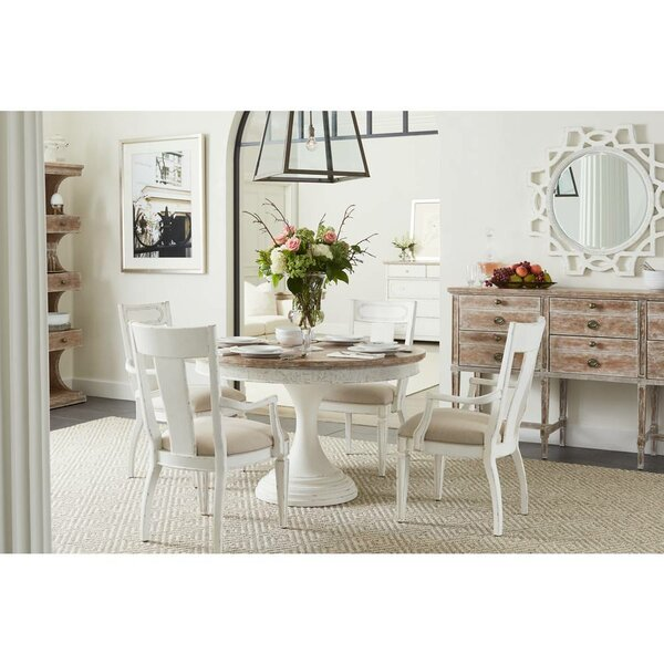 Juniper Dell 5 Piece Extendable Dining Set by Stanley Furniture