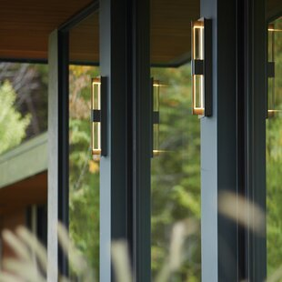 Price Check Axis LED Outdoor Sconce By Hubbardton Forge