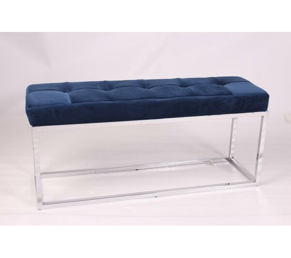 Caudillo Upholstered Bench By House Of Hampton 2019 Online