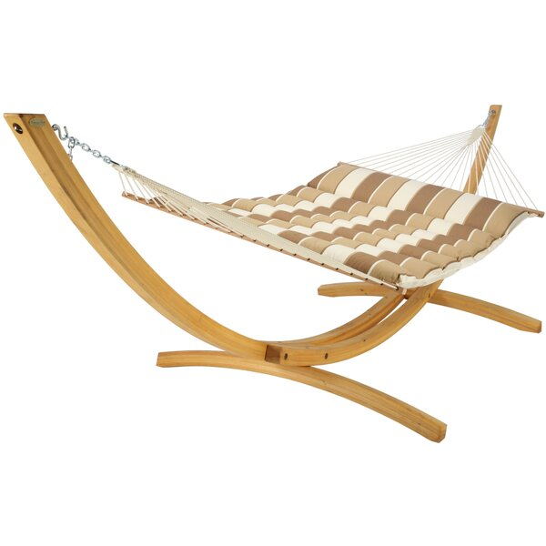 Lacoste Pillowtop Double Hammock by Latitude Run