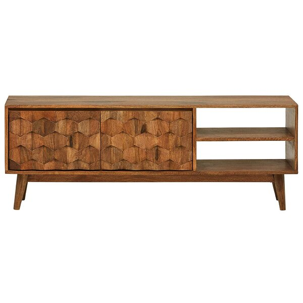 Ingersoll Solid Wood TV Stand For TVs Up To 65