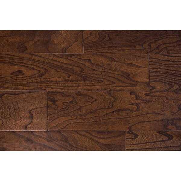 Hanover 5 Engineered Elm Hardwood Flooring in Almond by Branton Flooring Collection