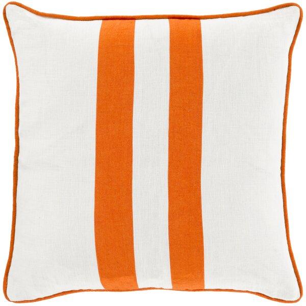 Nerys Linen Throw Pillow by Breakwater Bay