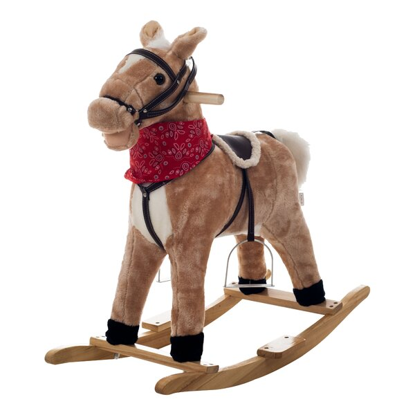 Dusty The Rocking Horse by Happy Trails
