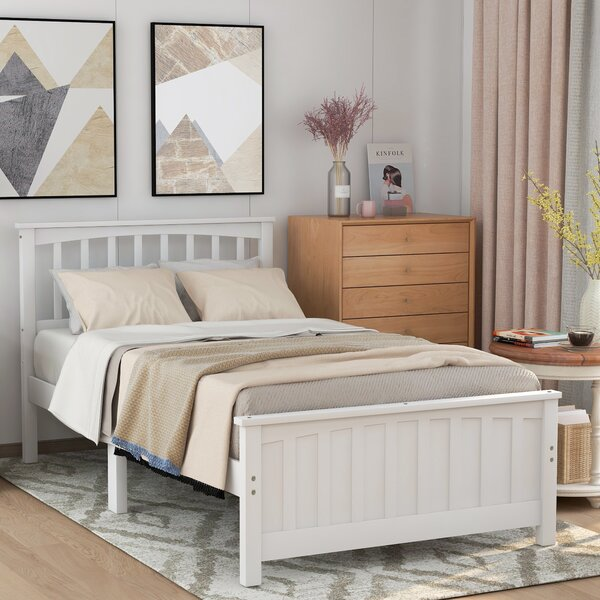 Norazn Twin Platform Bed by Winston Porter