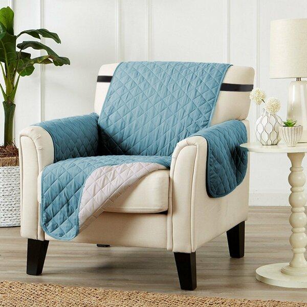 T-Cushion Armchair Slipcover by Winston Porter
