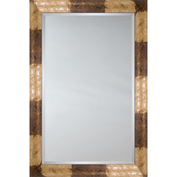 Mirror Style 81208 - Ivory and Chocolate Patches by Mirror Image Home