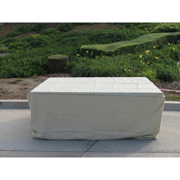 Rectangular Patio Table Cover by Freeport Park