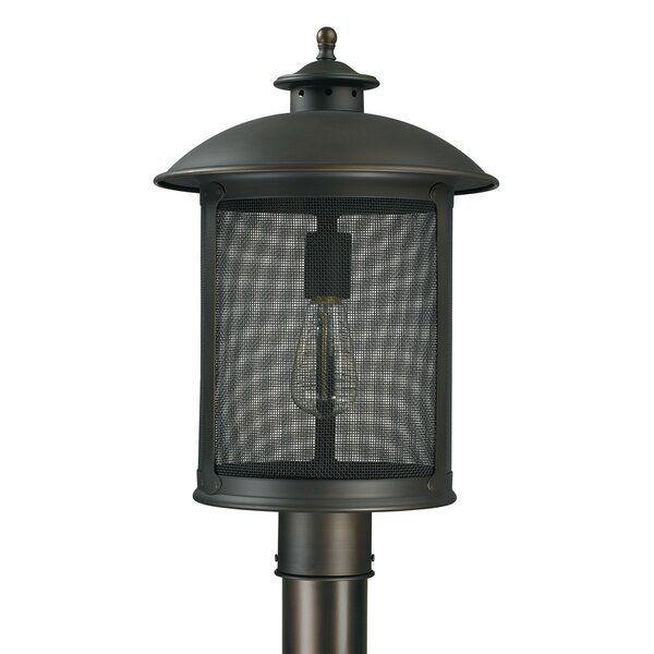 Calvin Outdoor 1-Light Lantern Head by Gracie Oaks