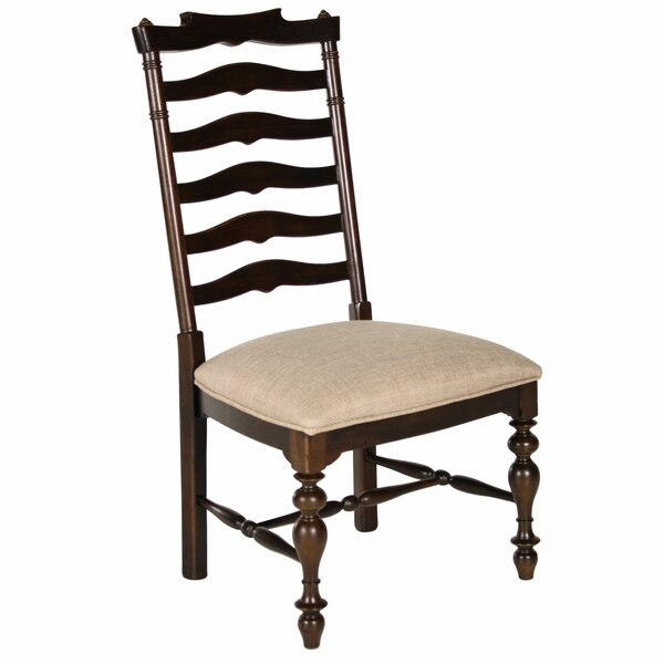 Badgett Ladder Back Side Chair (Set Of 2) By Canora Grey