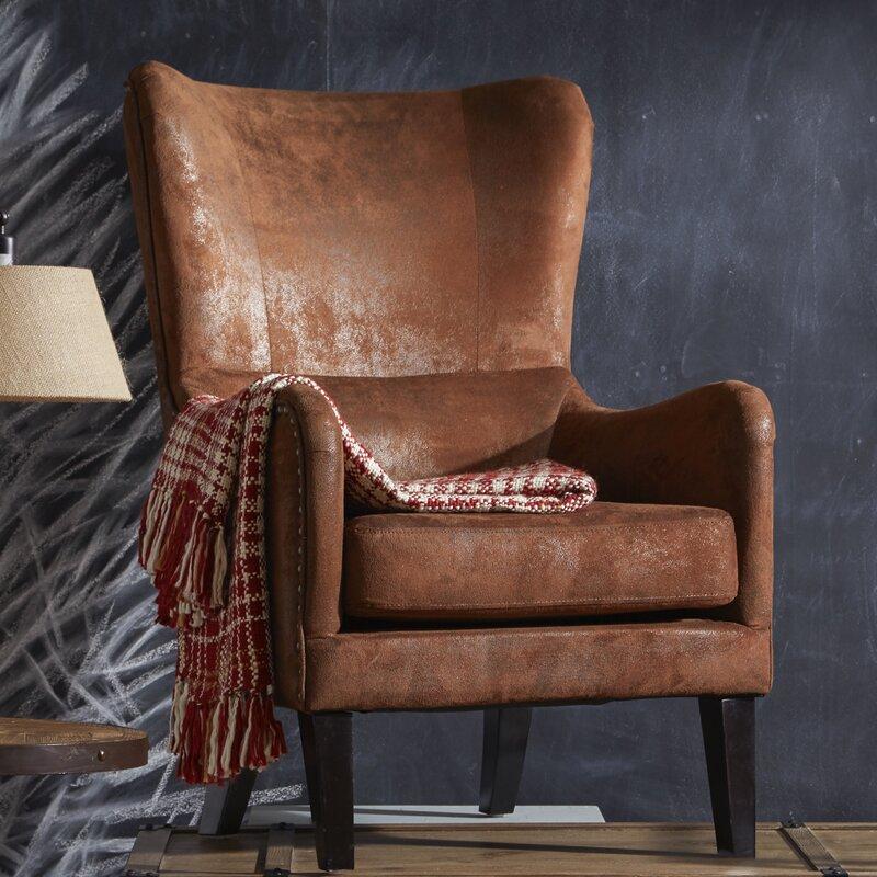 Alcott Hill Gordon High Back Wingback Chair Amp Reviews