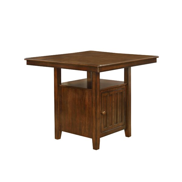 Askern Counter Height Dining Table Red Barrel Studio W002777000