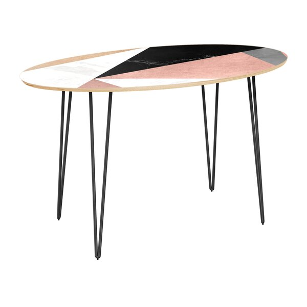 Gurule Dining Table by Wrought Studio