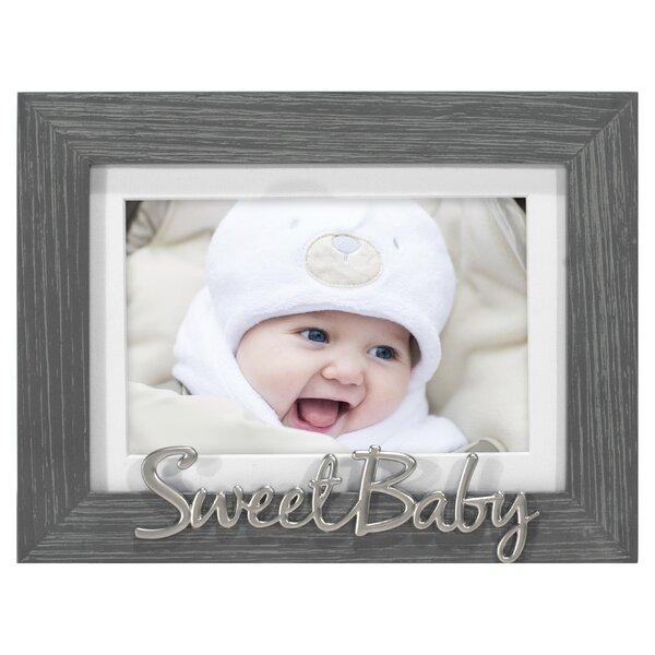 Sweet Baby Picture Frame by Winston Porter