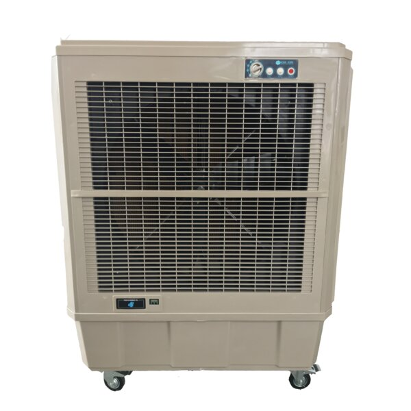 12500 CFM Mobile Evaporative Cooler by KOOLKUBE