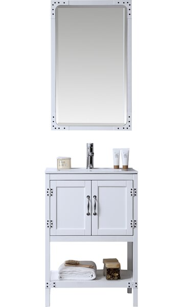 Glastonbury 24 Bathroom Vanity Set by Trent Austin Design