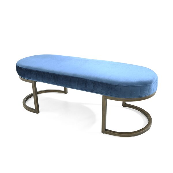 Pederson Upholstered Bench by Mercer41