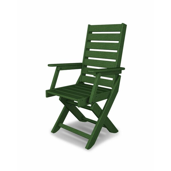 Captain Dining Chair By POLYWOOD®