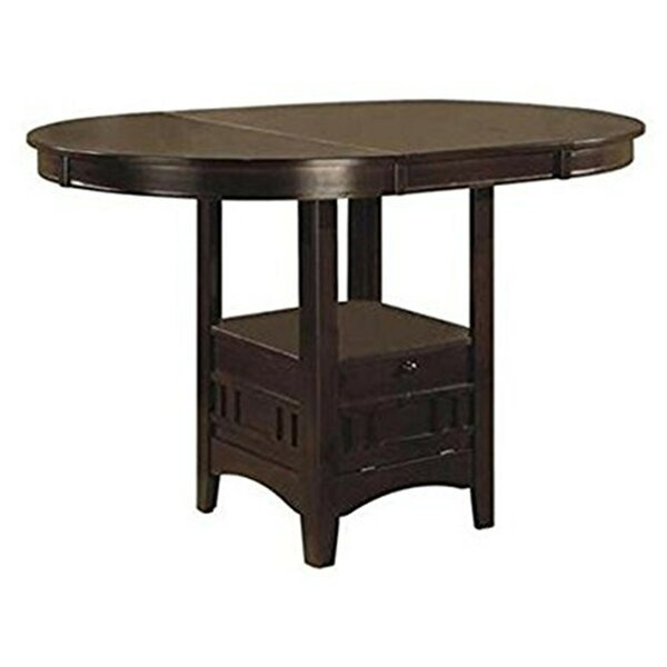 Renshaw Counter Height Extendable Dining Table by Winston Porter