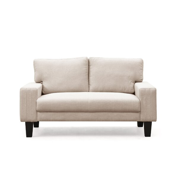 Streeter Loveseat by Ebern Designs Ebern Designs