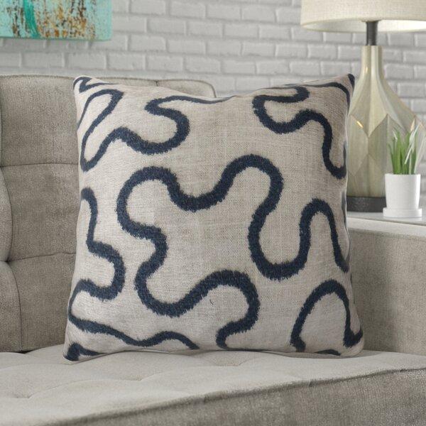 Burrus Luxury Pillow by Brayden Studio