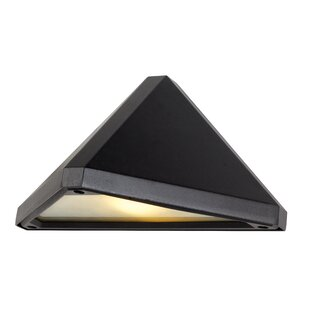 Best Pilsen Dark Sky 1-Light Triangle By Wrought Studio