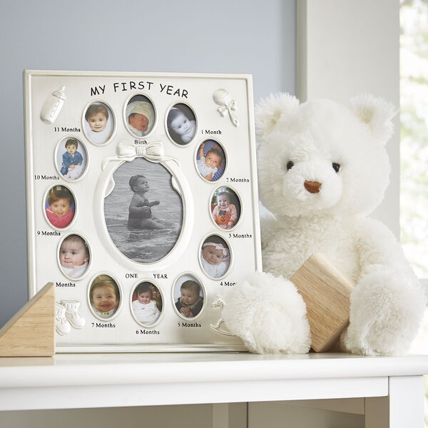 My First Year Picture Frame by Birch Lane Kids™