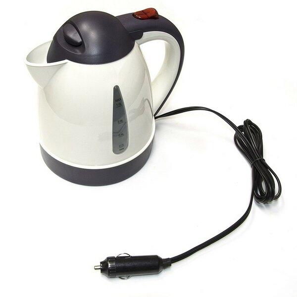 Aleko 1.06 Qt. Portable Travel Hot Pot Electric Tea Kettle by ALEKO