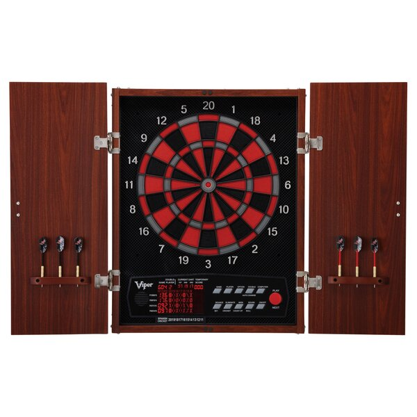 Viper Neptune Electronic Dartboard by GLD Products