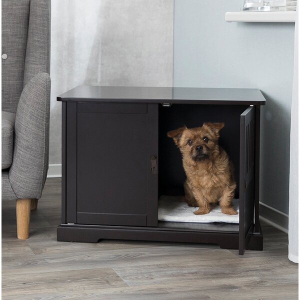 Godeus Wooden Pet Crate by Tucker Murphy Pet