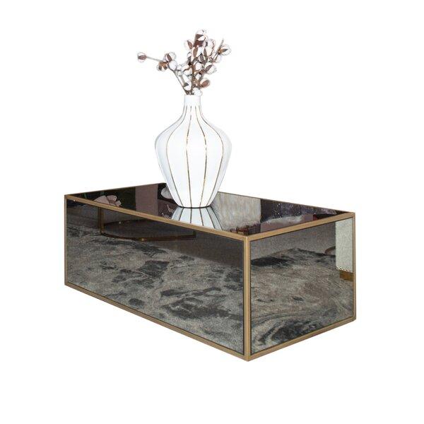 Lana Mirrored Coffee Table
