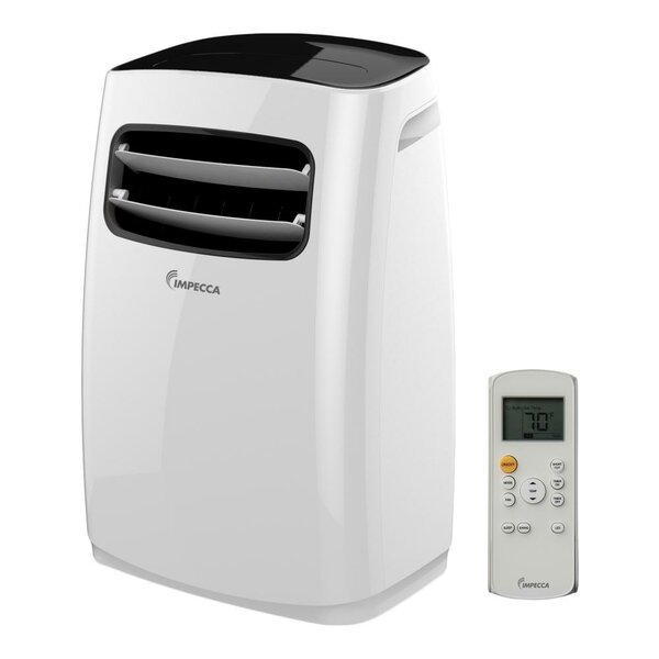 12,000 BTU Portable Air Conditioner with Remote by Impecca USA